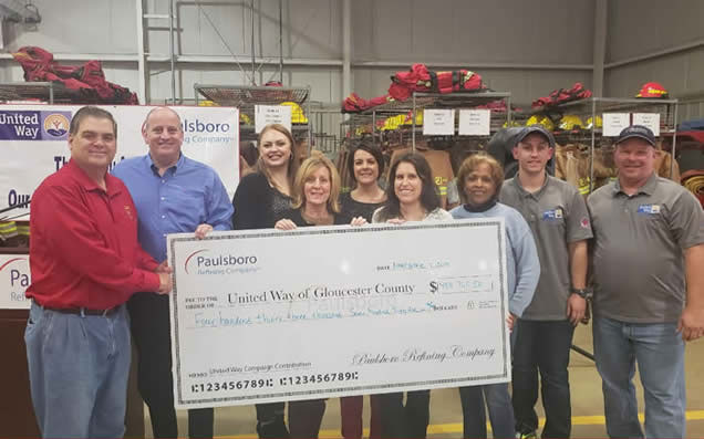 Paulsboro Refining Holds Record-Breaking Campaign!