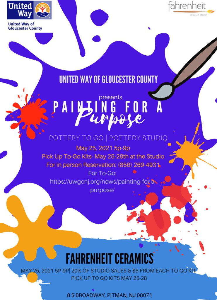 Painting for a Purpose!!