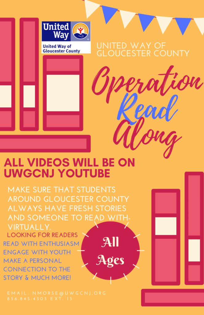 Introducing Operation Read Along!