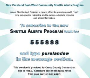 Pureland Alerts
