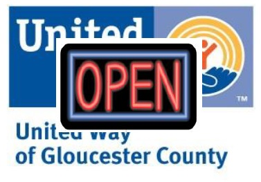 The United Way Office is now OPEN